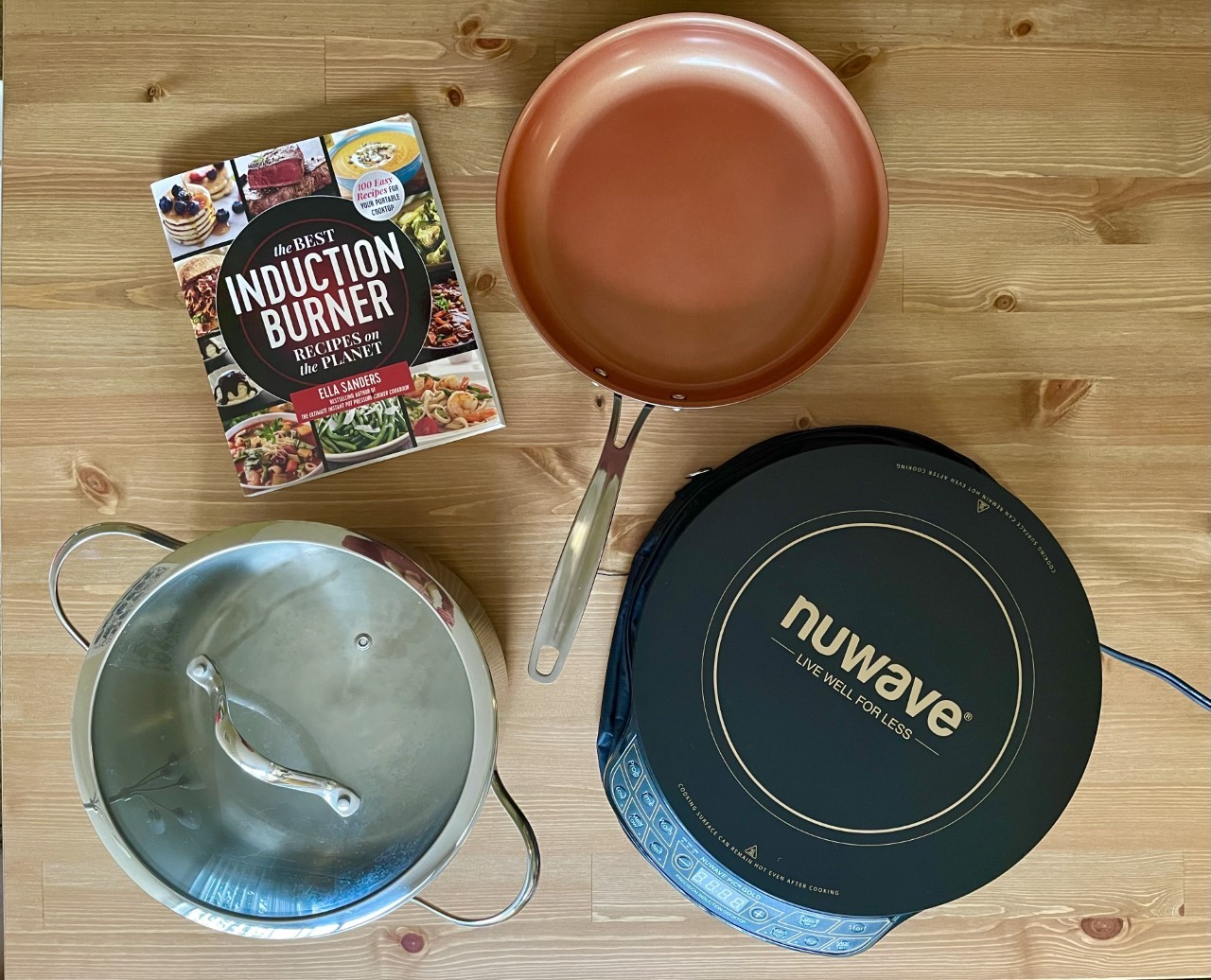 Induction Cooktop Kit